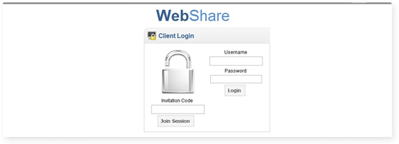WebShare | Remote IOM and filesharing